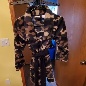 Kids Army Robe
